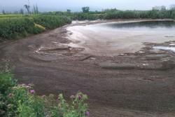 استخر خون در گلستان/ آلودگی اهالی ۴ روستای گرگان را تهدید میکند