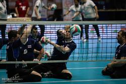 درخشش تیم والیبال نشسته چهارمحال و بختیاری در رقابت های کشوری