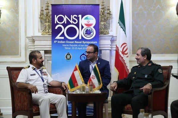 Iran, Oman exercise regional, intl. responsibilities in Strait of Hormuz