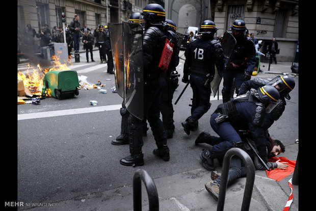 Paris'te yaralanan İran devlet televizyonu kameramanı komada