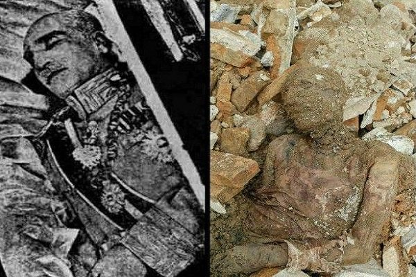 Intriguing Mummy Discovery May Be Tricky Problem for Iran