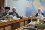 رئیس سازمان عقیدتی سیاسی وزارت دفاع باحجتالاسلام سعیدی دیدار کرد