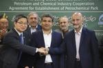 چین در منطقه آزاد چابهار پارک پتروشیمی راه اندازی میکند