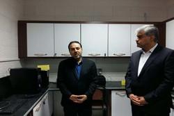 افتتاح آزمایشگاه مرجع غرب کشور در کرمانشاه با حضور معاون وزیر بهداشت
