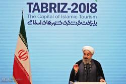 آیین افتتاح رسمی رویداد تبریز ۲۰۱۸