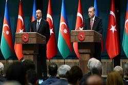 گفتگوی تلفنی رؤسای جمهور ترکیه و آذربایجان بعد از اعلام تصمیم بایدن