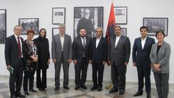 Albania keen on boosting economic ties with Iran