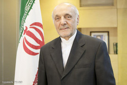 Iranian ambassador to South Korea Hassan Taherian
