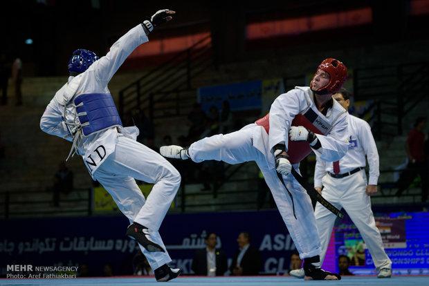 Five Iranian taekwondokas to compete in 2018 Wuxi Grand Slam