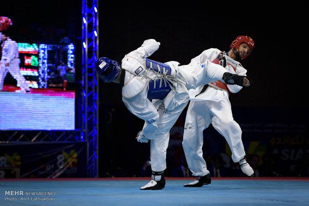 تکواندو قهرمانی آسیا - ویتنام؛ عاشورزاده، جلالی و کیانی نقره گرفتند/ هادیپور به مدال برنز رسید