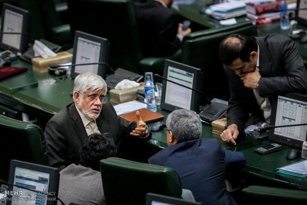 امضای «محمدرضا عارف» پای نامه انتقادی نمایندگان مجلس به روحانی