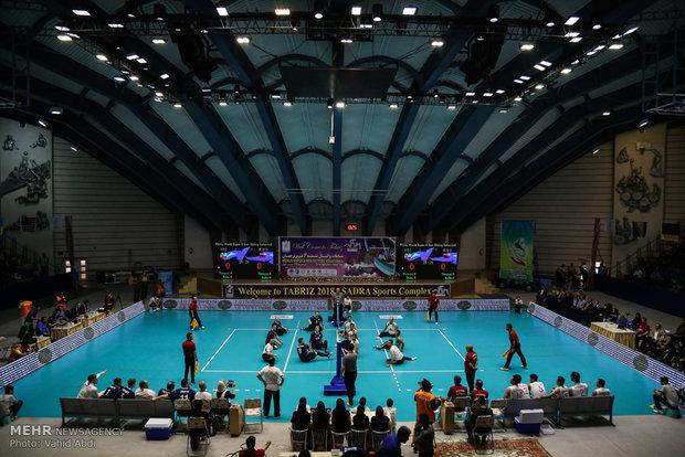 فینال لیگ جهانی والیبال نشسته ایران - روسیه