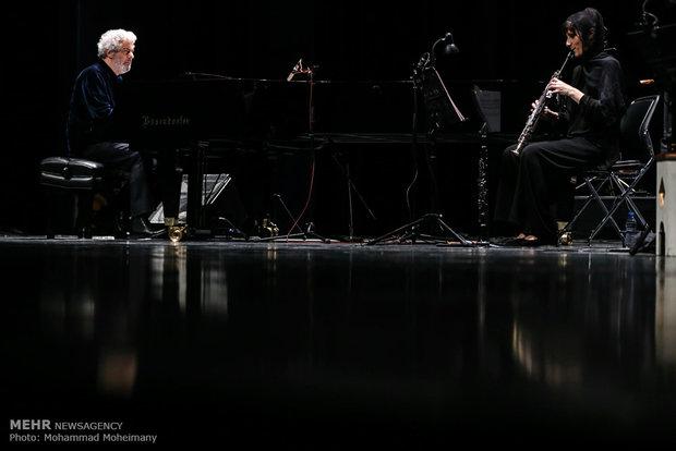 کنسرت نیکلا پیووانی