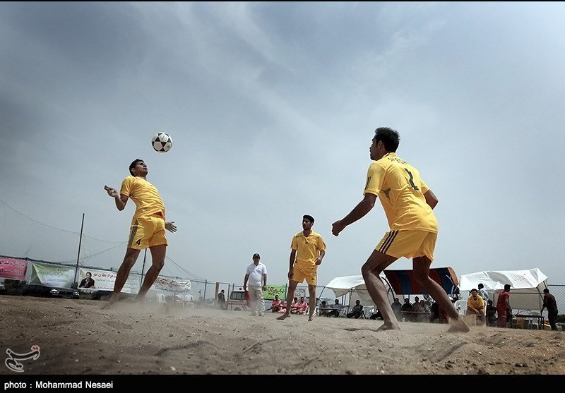 Iran advance to World Footvolley Championship quarters