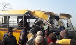 ہندوستان  میں ٹریفک حادثے میں 5 افراد ہلاک