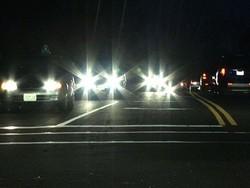 تاریکی جاده ها