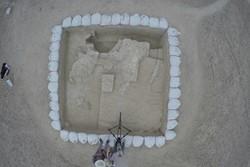 آجرهای شاخص مربوط به دوره هخامنشی در دشتستان کشف شد
