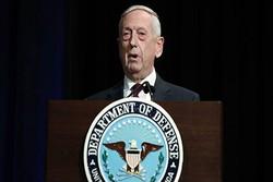 ماتيس: امريكا لن تنسحب من سوريا قبل التوصل لاتفاق سلام