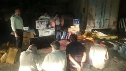 بزرگترین باند سرقت در مناطق زلزله زده متلاشی شد