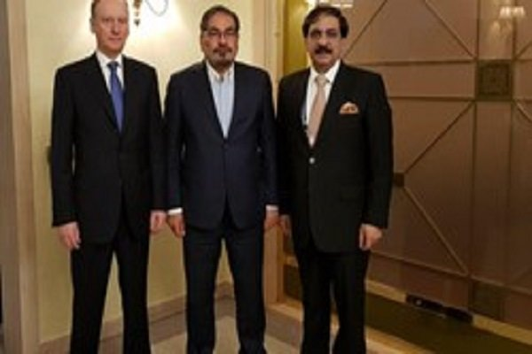 Iran, Russia, Pakistan agree to hold security conference