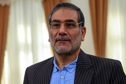 Shamkhani urges Asian countries to fight against terrorism
