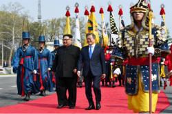 Kore Yarımadası'nda tarihi buluşma