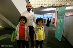 هشتمین روز سی و ششمین جشنواره جهانی فجر