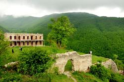 Arasbaran protected area in ٍEast Azarbaijan province