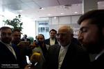 Zarif arrives in Moscow