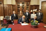 Iran, Hungary ink MoU to broaden coop.