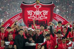 Şampiyon Persepolis'in son maçından kareler