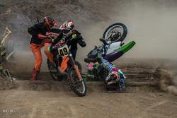 مسابقات موتور كراس كشور در قزوين