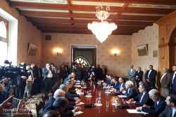 Iranian and Russian FMs meet in Moscow