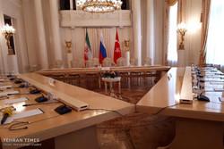 Iran, Russia, Turkey meet in Moscow