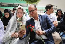 ثبتنام ۱۰ هزار دانشجوی دانشگاه آزاد برای جشن ازدواج دانشجویی