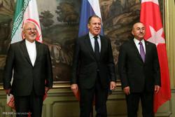 İran, Türkiye ve Rusya'dan ortak Suriye deklarasyonu
