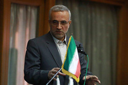 احمد ضیایی - رئیس فدراسیون والیبال
