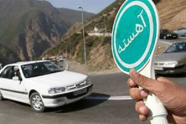 ترافیک نیمه سنگین محورهای خروجی مازندران به سمت پایتخت