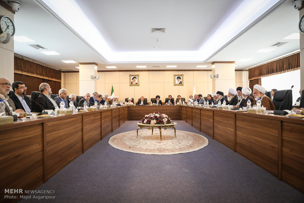 Expediency Council tasks parliament with clarifying UNTOC bill