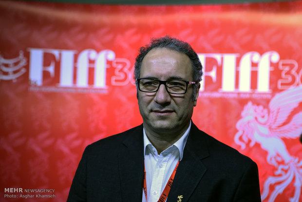جشنواره جهانی فیلم فجر برایم یک تکلیف اجتماعی است/ نفع مالی ندارم