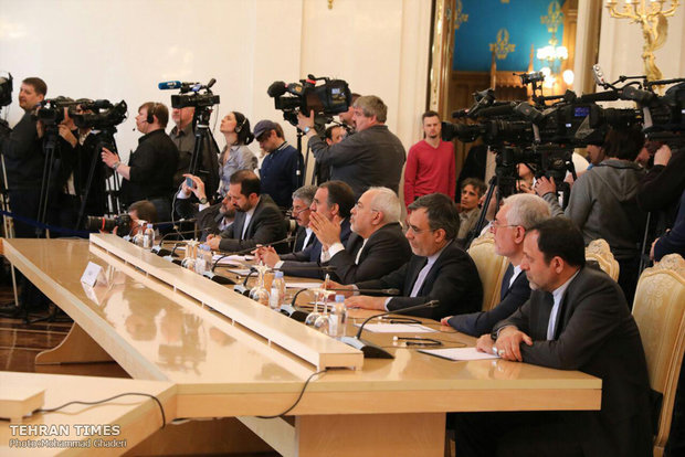 Iran, Russia, Turkey meet in Moscow