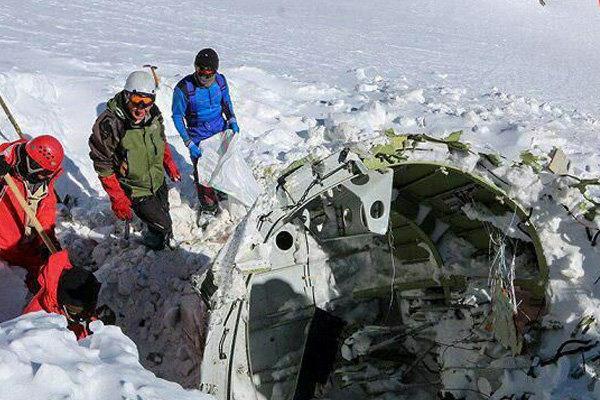 خلبان در پرونده سقوط هواپیمای تهران یاسوج مقصر نبوده است