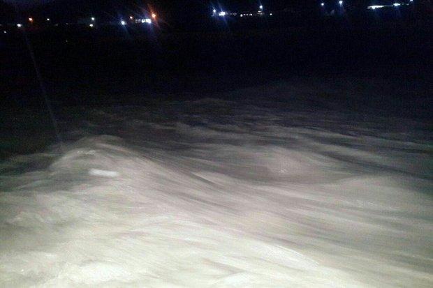 سیلاب در پلدختر - کراپشده