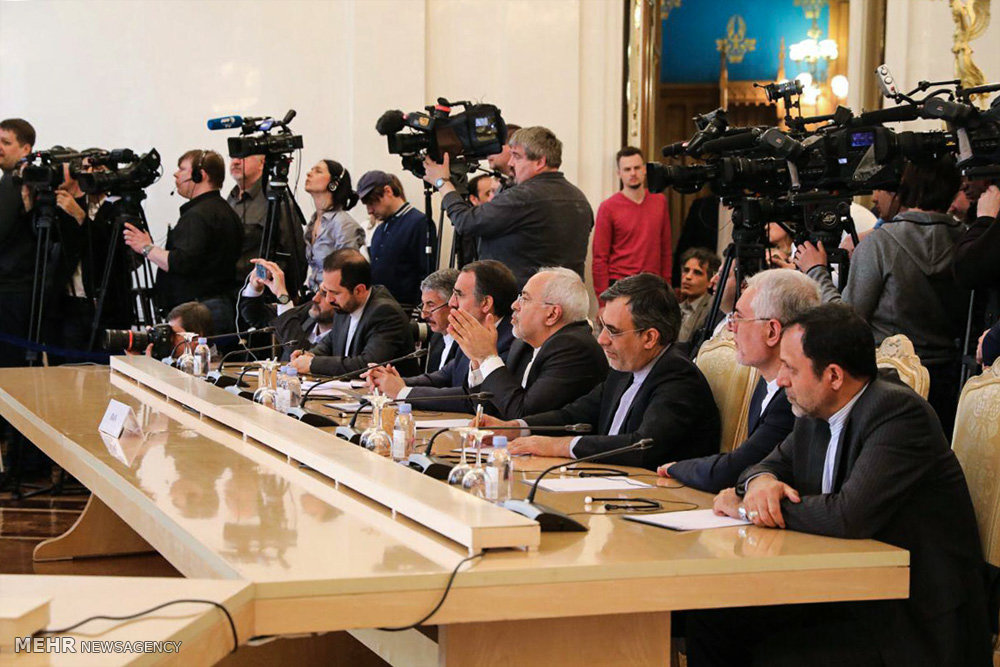 Syrian conflict in focus on telephone conversation between Russian, French top diplomats