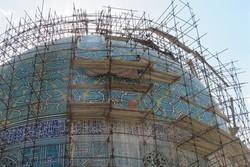 مسجد امام خمینی (ره) از وضعیت بحرانی نجات یافت