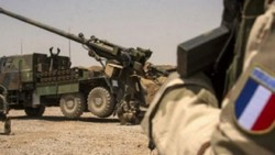 قوات فرنسية تتوجه من العراق الى سوريا