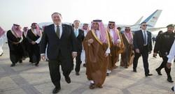 وزیر خارجیه آمریکا عربستان