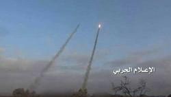 القوة الصاروخية اليمنية تدك اهداف اقتصادية سعودية بصواريخ  بدر الباليستية