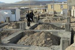 بازسازی مناطق زلزله زده