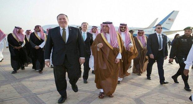 """نيويورك تايمز :  رسالة """"غاضبة"""" من وزير الخارجية الأمريكي إلى السعودية"""